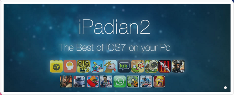 Using iPadian Emulator for Downloading Garageband for PC